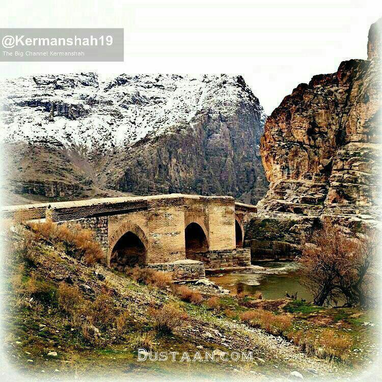 www.dustaan.com قدیمی ترین سکونتگاه بشری خاورمیانه در کرمانشاه!