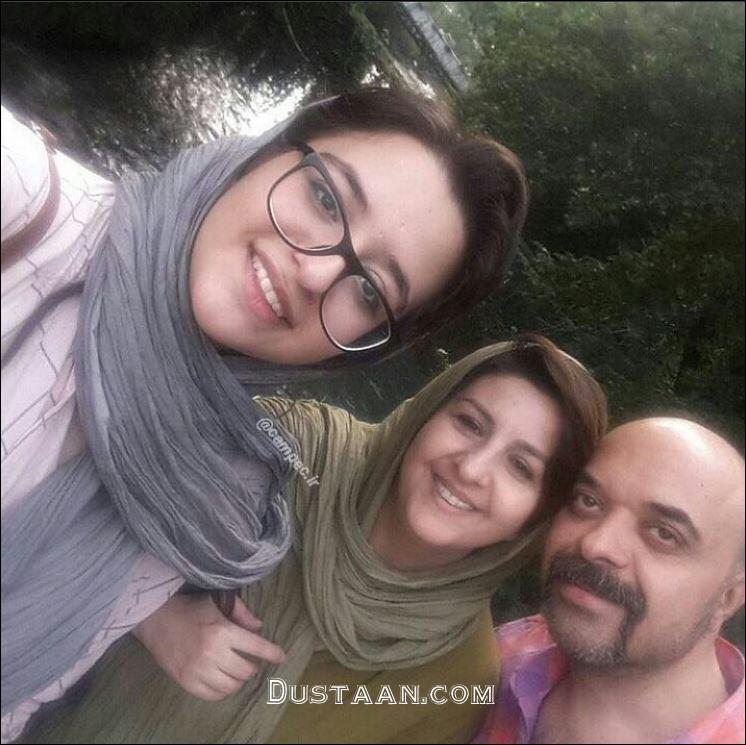 آرش نوذری به همراه همسر و دخترش +بیوگرافی و عکس