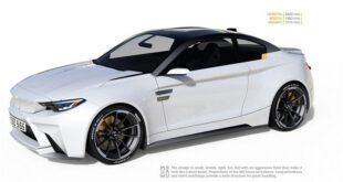 رونمایی از شاهکار جدید BMW /تصاویر