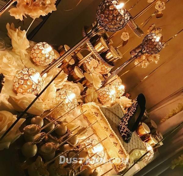 www.dustaan.com جشن تولد متفاوت لیلا اوتادی +تصاویر