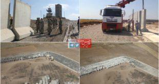 آغاز ساخت دیوار مرزی بین ایران و ترکیه