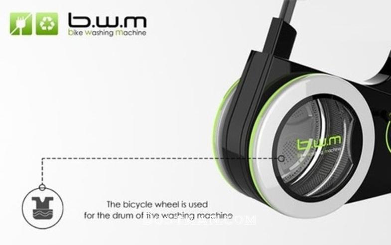 www.dustaan.com این ماشین لباسشویی کمکتان می کند تا لاغر شوید! +تصاویر