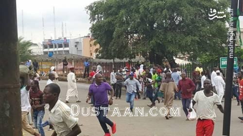 www.dustaan.com بیش از 100 کشته و زخمی در حمله تروریستی نیجریه +تصاویر