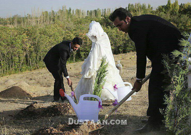 www.dustaan.com مهریه بسیار عجیب عروس خانم در ایلام! +عکس