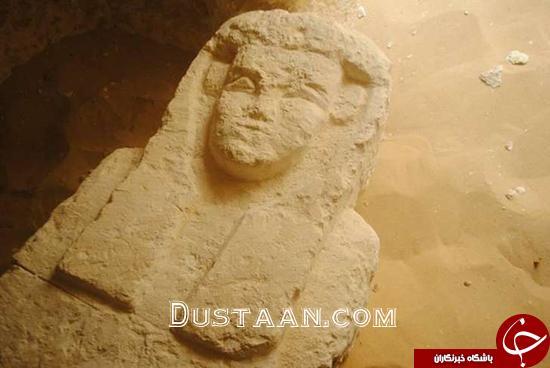 www.dustaan.com کشف قبرهای 2000 ساله در جنوب مصر