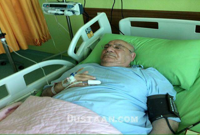 www.dustaan.com جزئیات بستری شدن حشمت مهاجرانی در بیمارستان +عکس