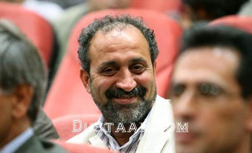 www.dustaan.com علاقه عجیب سرمربی ایرانی به بازیگری! +عکس