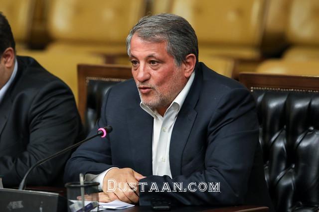 www.dustaan.com محسن هاشمی رییس شورای شهر تهران شد