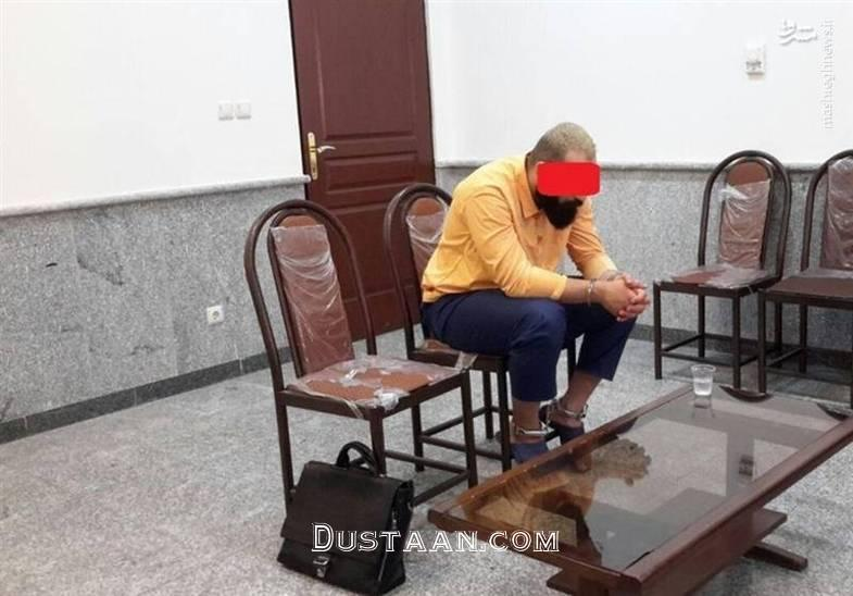 www.dustaan.com حمیدرضا امیری صفت در دادسرا +تصاویر