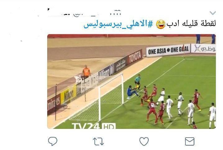 www.dustaan.com دست به یکی الهلالی ها با پرسپولیسی ها! +عکس