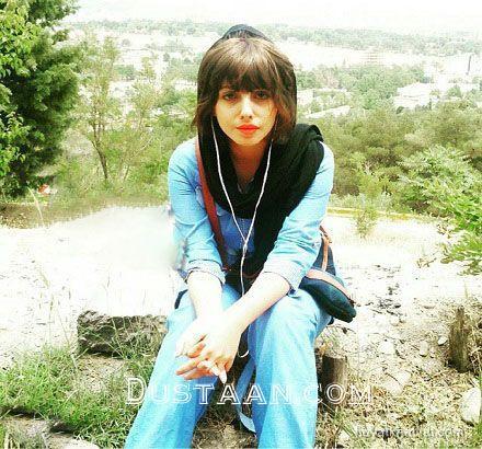www.dustaan.com دختر زیبای ایرانی مشهور به عروس مردگان در اینستاگرام!