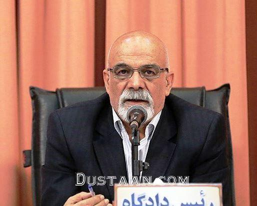 www.dustaan.com عزیز محمدی، وکیل حمید صفت شد +عکس