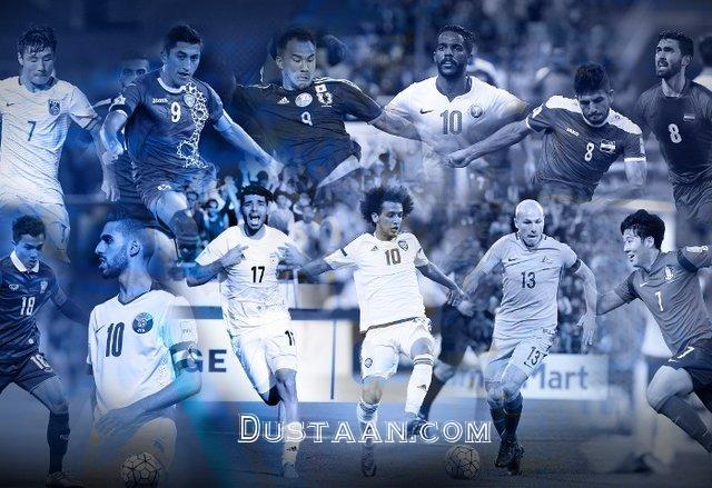 www.dustaan.com طارمی در میان ۱۲ مهاجم خطرناک انتخابی جام جهانی در آسیا