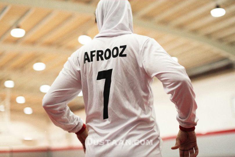 کاهش وزن ٢١ کیلویی باران کوثری برای فوتبالیست شدن! +عکس