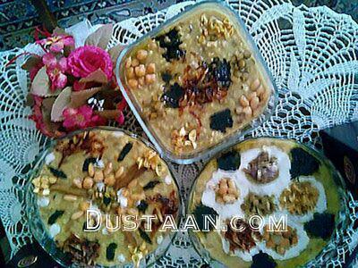 www.dustaan.com طرز تهیه آش بادمجان کرمانشاه به سبکی خوشمزه