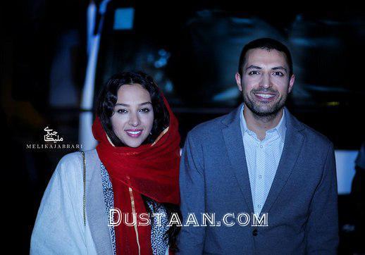 www.dustaan.com شباهت اشکان خطیبى و همسرش آناهیتا درگاهی! +عکس