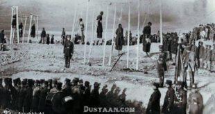 اعدام راهزنان نهاوند در عصر پهلوی اول +عکس