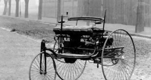 اولین نمونه خودرو بنز! +عکس