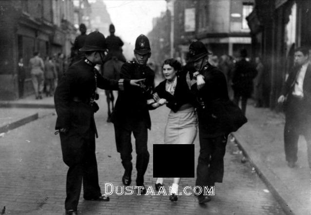 www.dustaan.com دستگیری دختران بدحجاب در آمریکا! +عکس