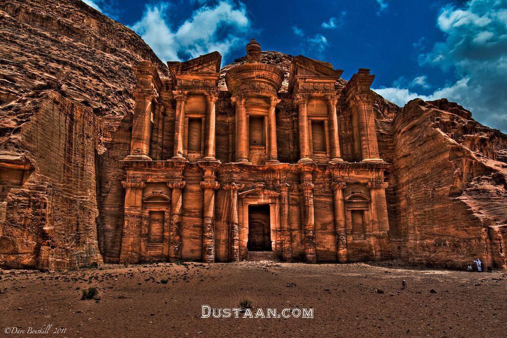 www.dustaan.com شهری که توسط جن ها بنا شده است! +عکس