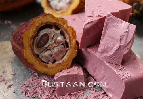 www.dustaan.com اختراع طعمی جدید برای شکلات ها! +عکس