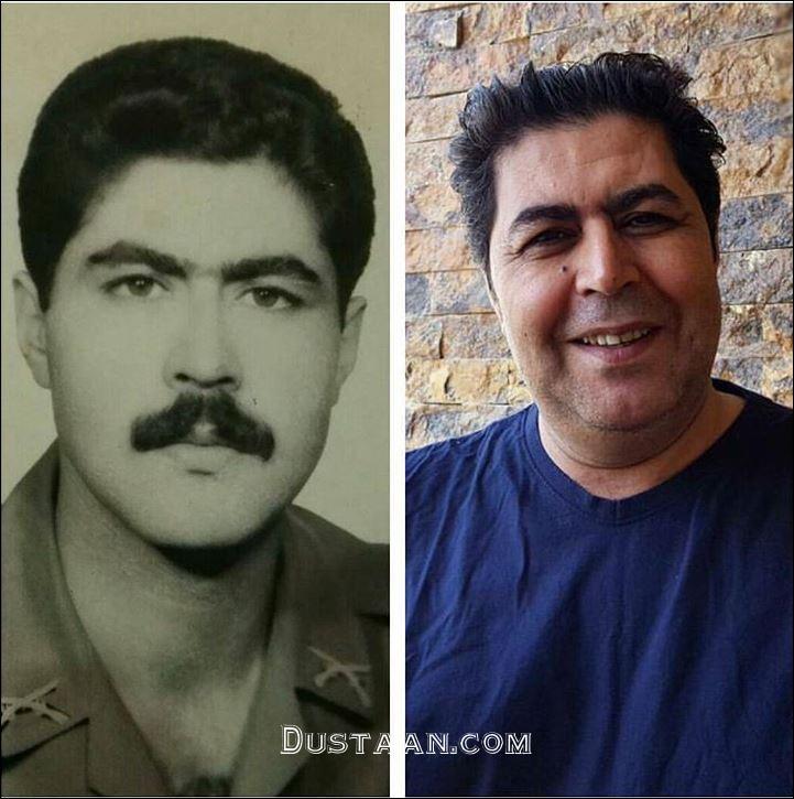 www.dustaan.com تفاوت چهره فرهاد اصلانی از 30 سال پیش تاکنون! +عکس