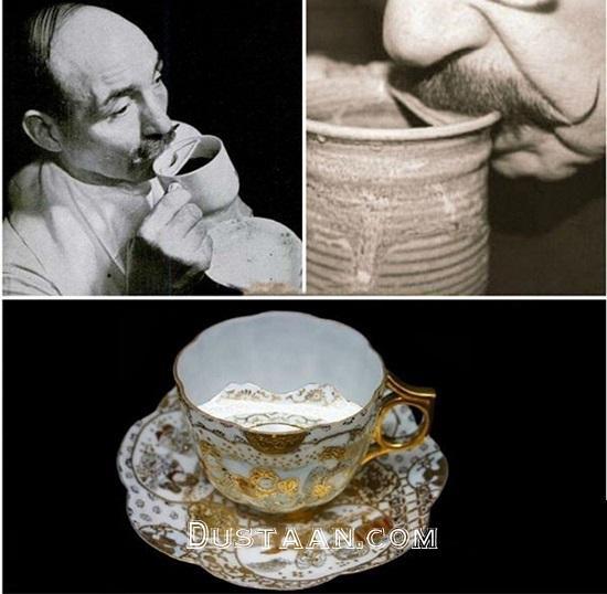 www.dustaan.com فنجان های عجیب دوره ویکتوریایی