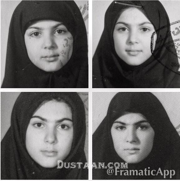 www.dustaan.com چهار چهره متفاوت از لاله اسکندری +عکس