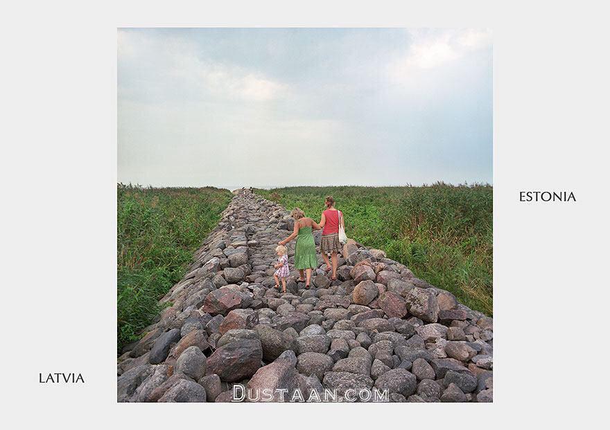 www.dustaan.com زیباترین مرزهاى داخلى اتحادیه اروپا را ببینید +تصاویر