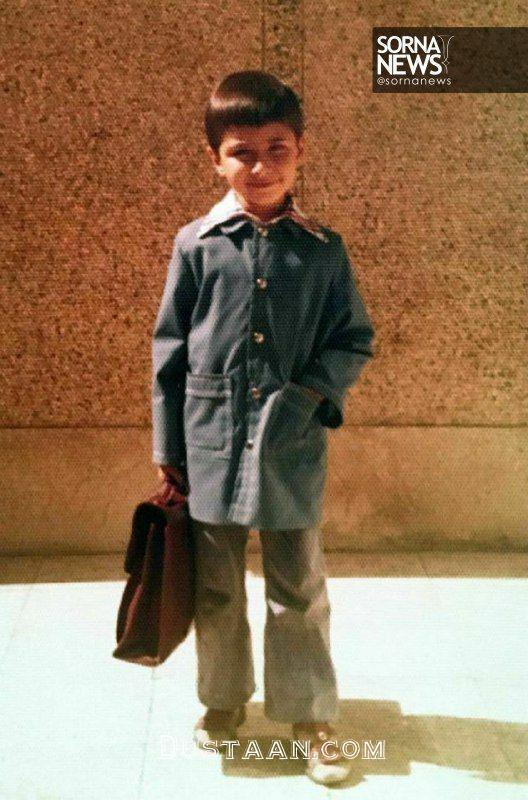 www.dustaan.com تیپ دیدنی پارسا پیروزفر در دوران مدرسه! +عکس
