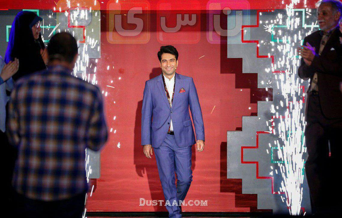 www.dustaan.com «محمد معتمدی» مهمان امشب خندوانه شد +عکس