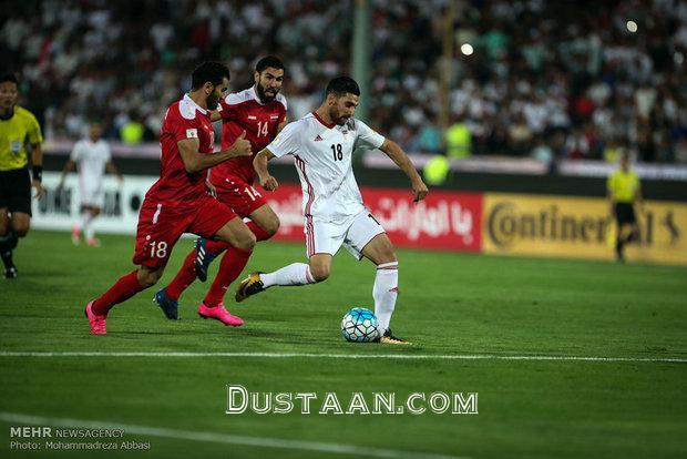 www.dustaan.com واکنش AFC به تساوی ایران   سوریه