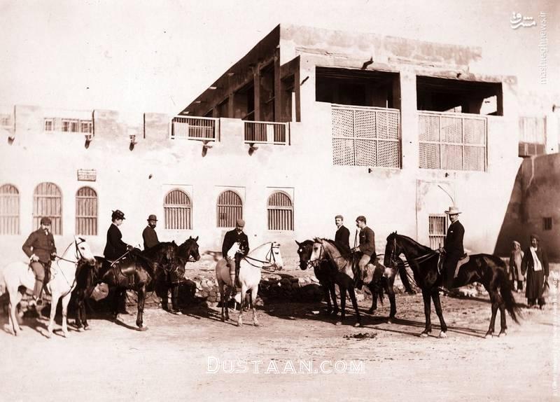 www.dustaan.com محل اقامت انگلیسی ها در بوشهر! +عکس