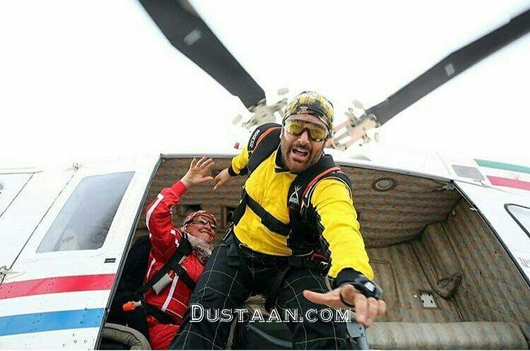 www.dustaan.com خوشگذرانی لاکچری محمدرضا گلزار! +عکس