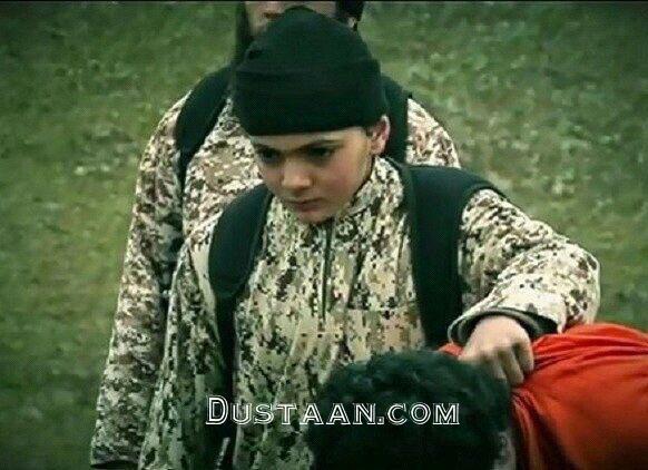 www.dustaan.com جلاد خردسال داعش دستگیر شد +عکس