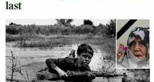 بازتاب زندگی بسیجی ۱۳ساله در روزنامه تایمز