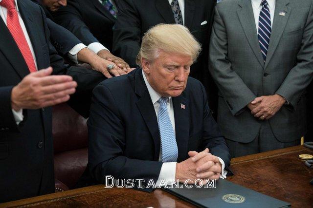 www.dustaan.com انتخاب ترامپ کار خدا بود!