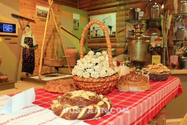 www.dustaan.com تنوع پخت نان در روسیه +تصاویر
