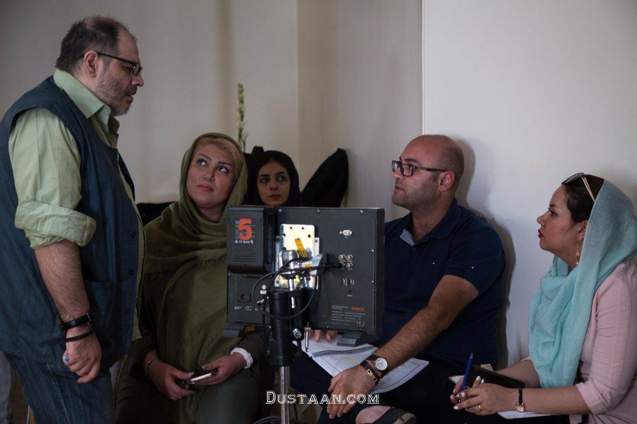 www.dustaan.com فیلمبرداری «سرنوشت سارا» در تهران به پایان رسید +عکس