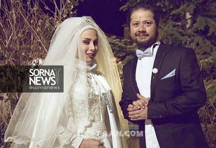www.dustaan.com «علی صادقی» برای چندمین بار داماد شد! +عکس