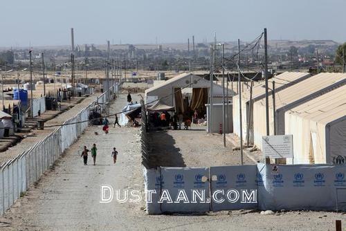 www.dustaan.com محل نگهداری اعضای خانواده داعش در موصل +تصاویر