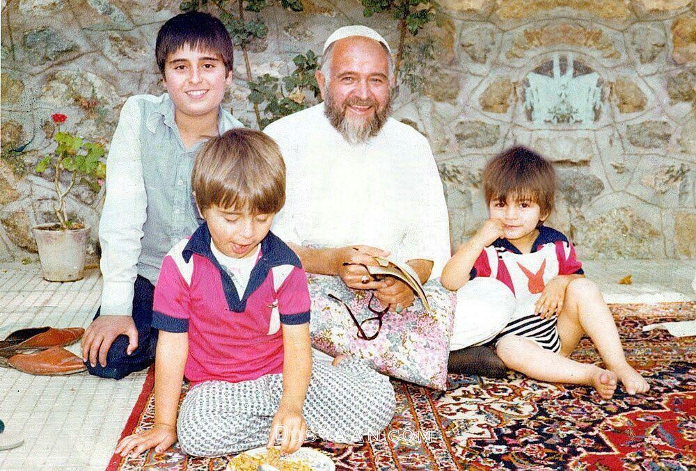www.dustaan.com داماد و نوه های امام خمینی +عکس