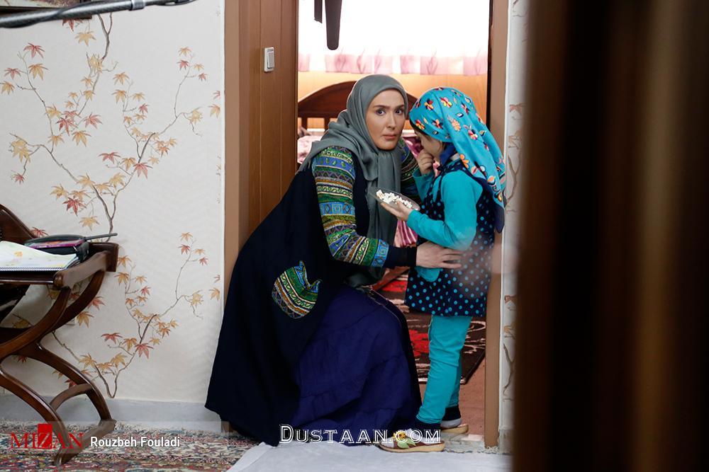 www.dustaan.com زهره فکورصبور : بینی ام را عمل نکرده ام! +عکس