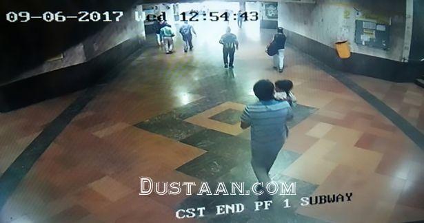 www.dustaan.com بچه دزدی در ایستگاه مترو +عکس