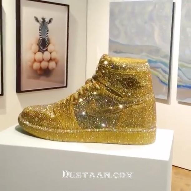 کفش 550 میلیون تومانی در خانه ثروتمندان! +عکس