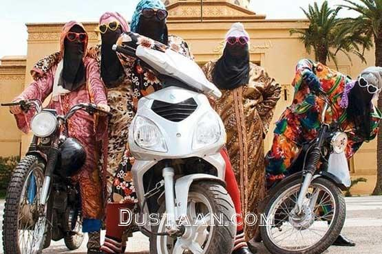 www.dustaan.com تجاوز زنان به مردان در مغرب!