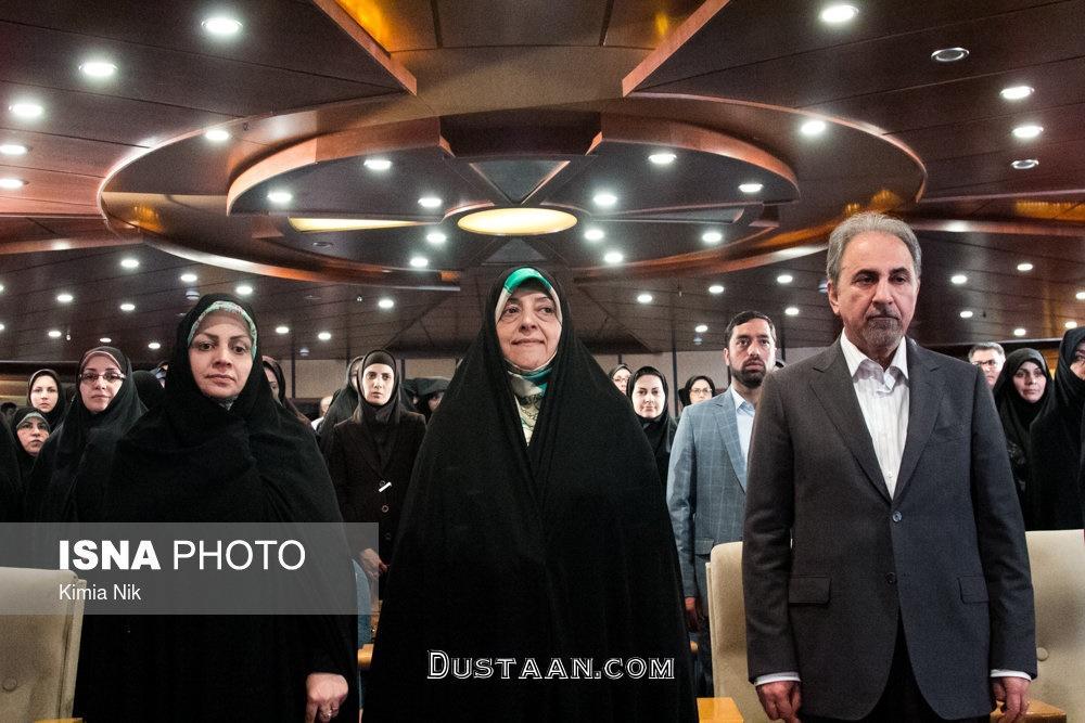 www.dustaan.com افتتاح نمایشگاهی برای خانم ها +تصاویر