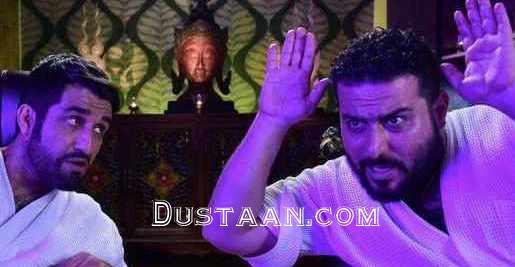 www.dustaan.com محسن کیایی و پژمان جمشیدی در کار جدیدشان +عکس