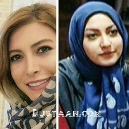 www.dustaan.com چهره متفاوت فریبا نادری پیش از عمل زیبایی +عکس