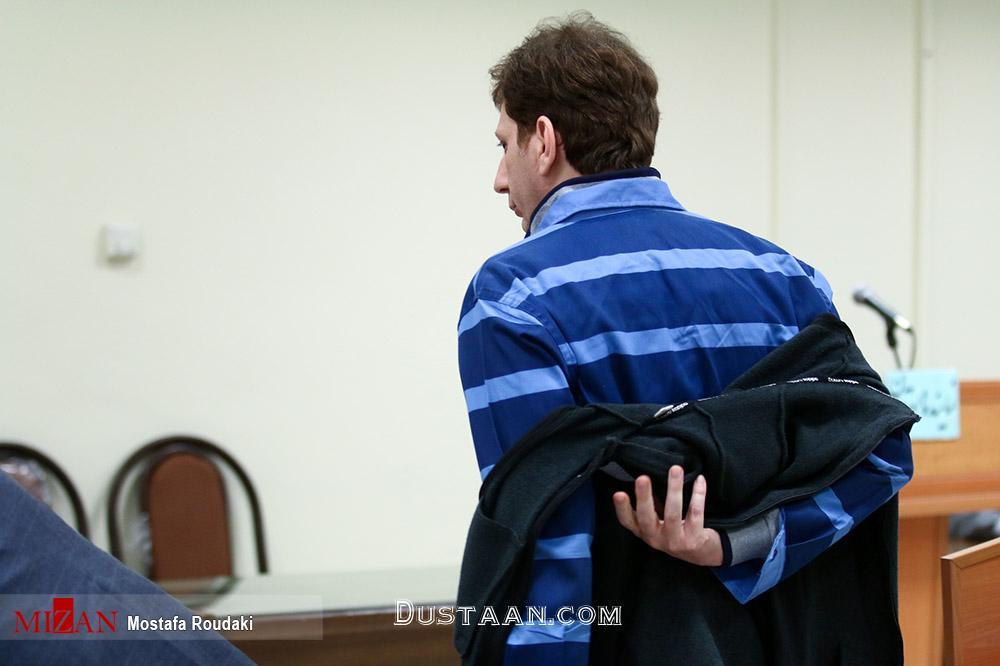 www.dustaan.com جزئیات اخراج بابک زنجانی از دادگاه +تصاویر